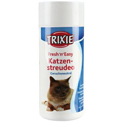 D sodorisant liti re pour chat trixie auberdog - Desodorisant pour toilette ...