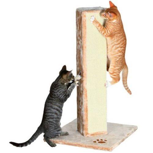 griffoir colonne soria pour chat trixie auberdog. Black Bedroom Furniture Sets. Home Design Ideas