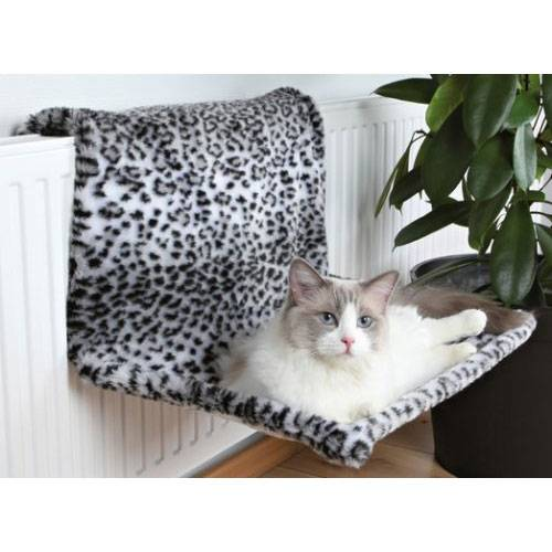 hamac radiateur l opard pour chat trixie auberdog. Black Bedroom Furniture Sets. Home Design Ideas