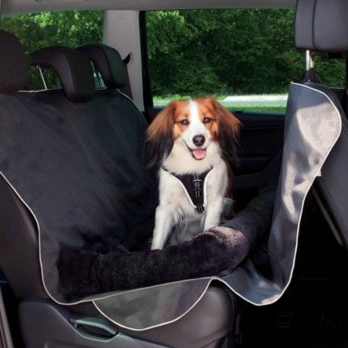 Housse protection si ge voiture avec couchage pour chien for Housse protection siege voiture pour chien