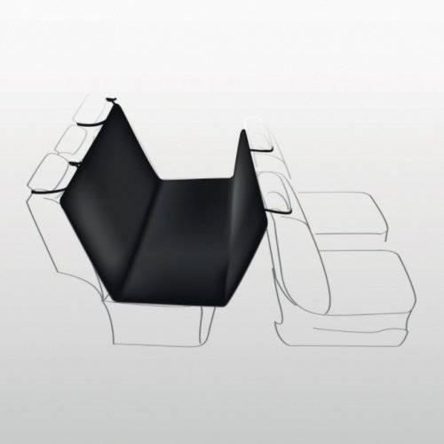 housse protection si ge voiture avec couchage pour chien trixie auberdog. Black Bedroom Furniture Sets. Home Design Ideas