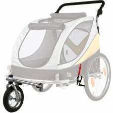 Kit de conversion en poussette Jogging buggy noir et jaune