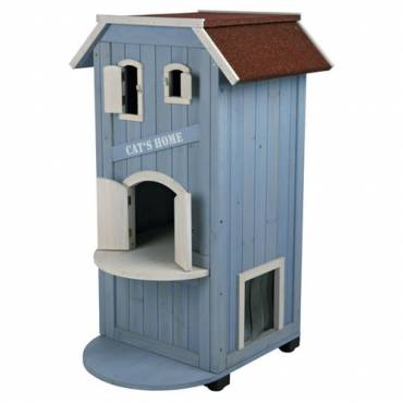 Maison Cat's Home pour chat - Trixie