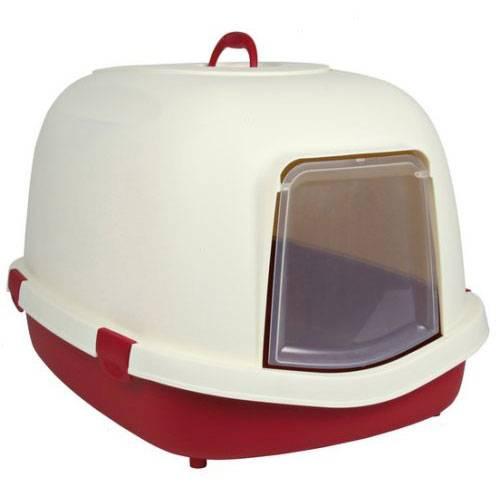 maison de toilette primo xl pour chat trixie auberdog. Black Bedroom Furniture Sets. Home Design Ideas