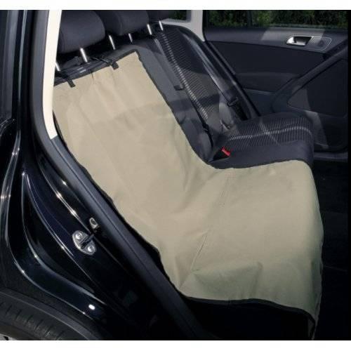 housse de protection si ge voiture beige pour chien. Black Bedroom Furniture Sets. Home Design Ideas