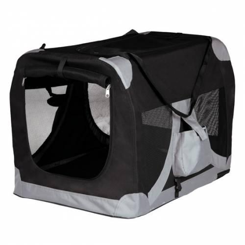 sac de transport souple de luxe pour chien trixie auberdog. Black Bedroom Furniture Sets. Home Design Ideas