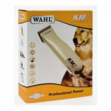 Tondeuse Wahl KM2 Speed pour chat - 2