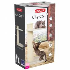 Arbre à chat City Cat 2 beige