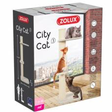 Arbre à chat City Cat 3 beige