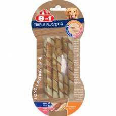 Sticks torsadés triple saveur 8in1