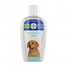 Shampooing Chiot Bayer