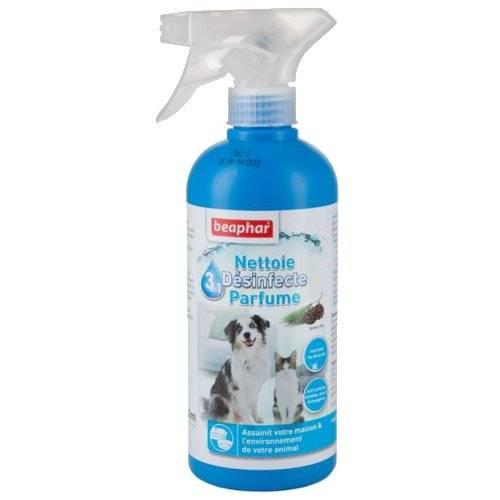 spray d sinfectant 3 en 1 beaphar pour chien beaphar auberdog. Black Bedroom Furniture Sets. Home Design Ideas