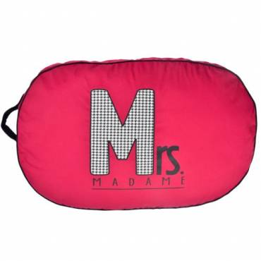 Coussin Miss framboise pour chat - 2