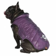 Manteau Bouledogue francais Perfect violet