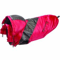 Manteau Everest rouge