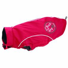 Manteau Rock My Dog rouge