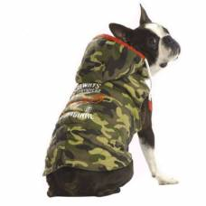 Manteau Superdog Bouledogue