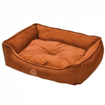 Panier Harley camel  pour chien - Bobby - Panier et couchage