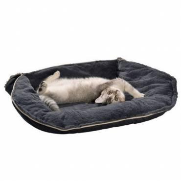 panier multirelax star gris pour chien bobby auberdog. Black Bedroom Furniture Sets. Home Design Ideas
