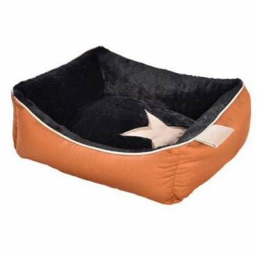 Panier Star camel pour chien - Bobby