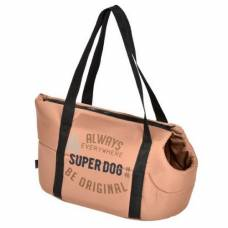 Sac de transport Superdog camel