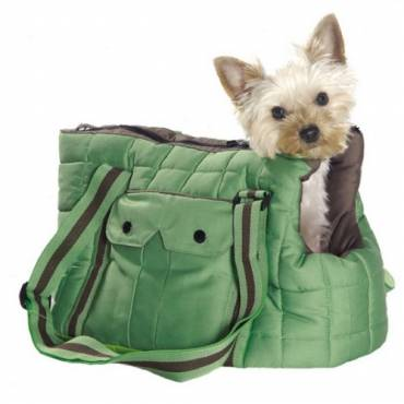 Sac Vadrouille anis pour chien - Bobby