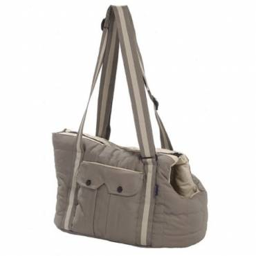 Sac Vadrouille taupe pour chien - Bobby