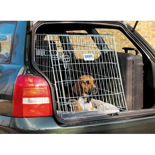 cage pliable dog residence arri re inclin pour chien chadog auberdog. Black Bedroom Furniture Sets. Home Design Ideas