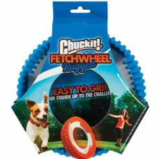 Roue Fetch Wheel  Rugged Chuckit bleu