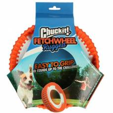 Roue Fetch Wheel  Rugged Chuckit orange