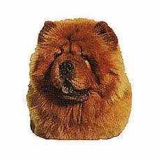 Autocollant Chow Chow