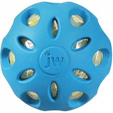 Balle Crackle Heads Ball pour chien - 1