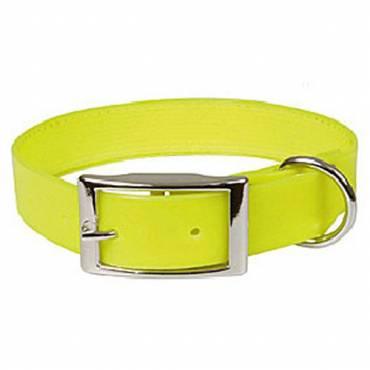 collier de chasse fluo jaune pour chien difac auberdog. Black Bedroom Furniture Sets. Home Design Ideas