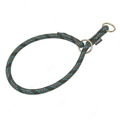 collier etrangleur nylon pour chien