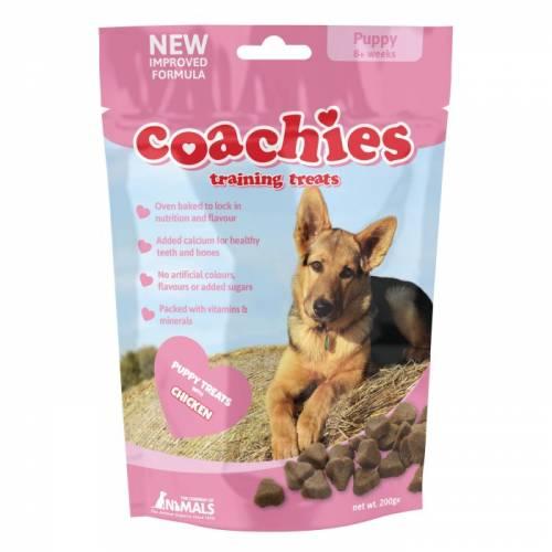 Friandises Coachies pour chiot pour chien - Difac   Auberdog