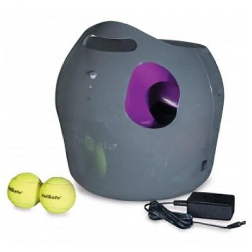 Lanceur de balle automatique petsafe pour chien petsafe auberdog - Lanceur de balle pour chien automatique ...