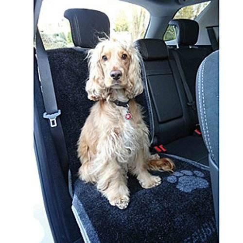 protection si ge de voiture car seat carpet pour chien difac auberdog. Black Bedroom Furniture Sets. Home Design Ideas