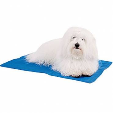 Tapis rafra chissant cooling mat pour chien aqua coolkeeper auberdog - Tapis rafraichissant pour chien ...