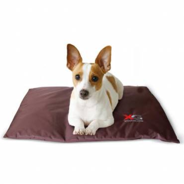 Duvet XG chocolat pour chien - Dog it
