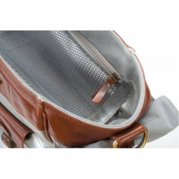 Sac Dream luxe taupe pour chien - 3