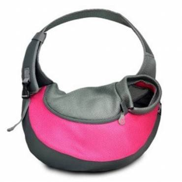 Sac Petsling rose pour chat - 1