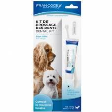 7f676794515f Nouveauté · Kit brossage des dents pour chien