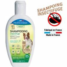 Shampoing anti puce insectifuge fraîcheur