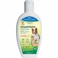 Shampoing anti puce insectifuge fruité