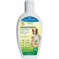 Shampoing anti puce insectifuge vanille