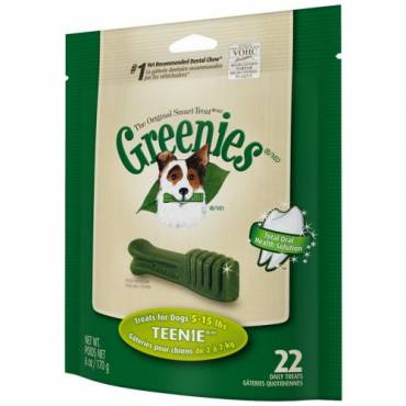 Greenies Teenie  pour chien - Greenies