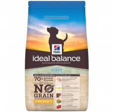 Croquettes Ideal Balance Puppy No Grain Poulet