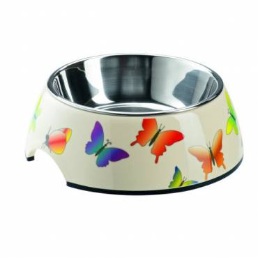 gamelle butterfly papillon pour chien hunter auberdog. Black Bedroom Furniture Sets. Home Design Ideas