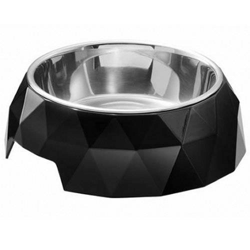 gamelle pour chien kimberley noir pour chien hunter auberdog. Black Bedroom Furniture Sets. Home Design Ideas