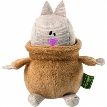Peluche Neck Chat pour chien - Hunter